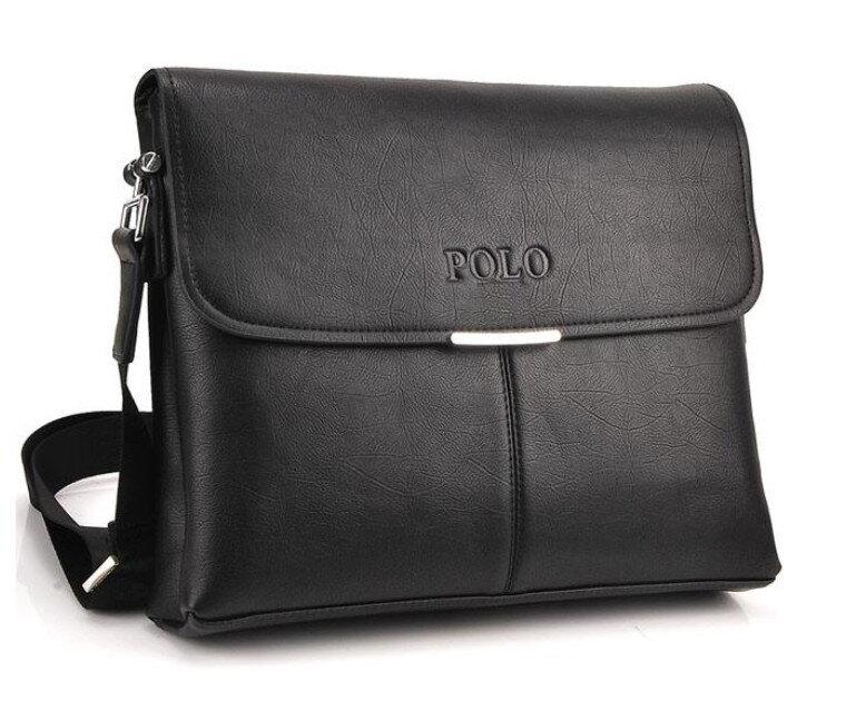 Taška na laptop Videng Polo černá 1a3ebdb2227