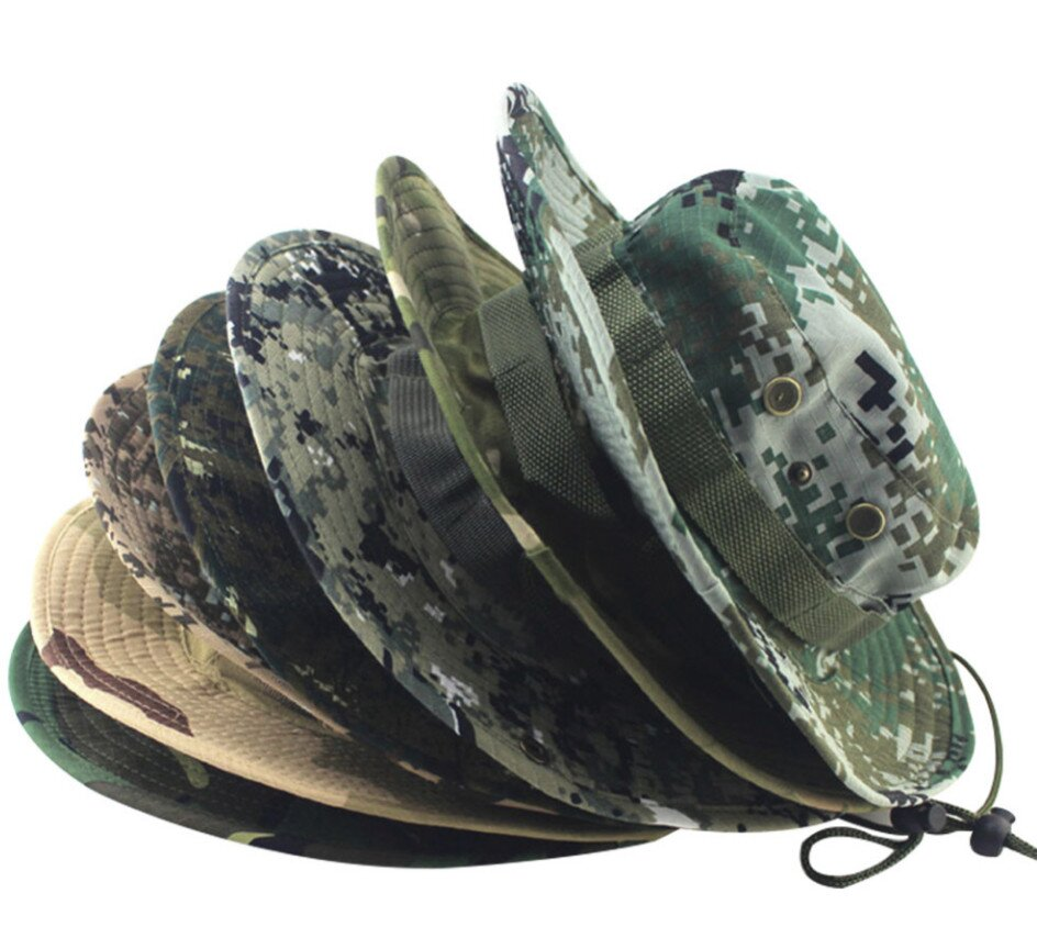 a88d0f26e Maskáčový klobúk Bush Hat M21. PrevNext