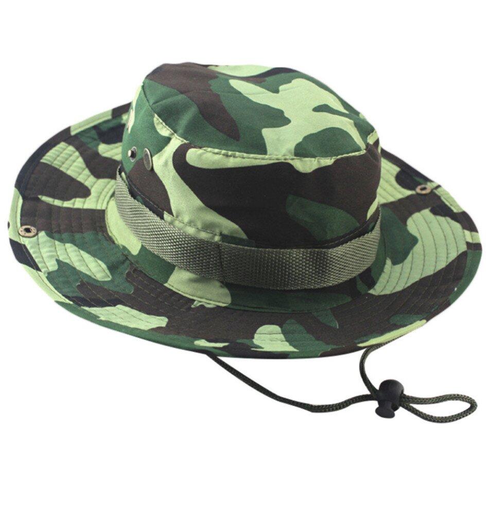 ee34912a3 Maskáčový klobúk Bush Hat M21
