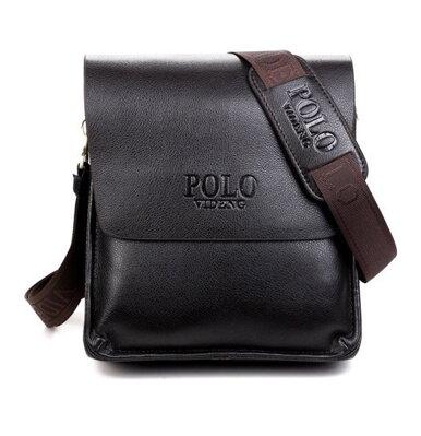 43b97099f4 Klopová taška Polo Vicuna 8801-2 hnedá