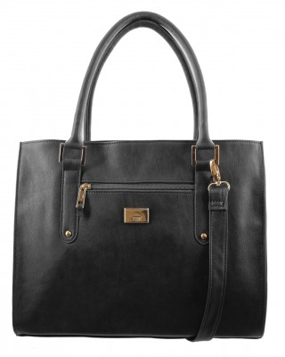 Kabelka Storm Pembridge - shopper - Black