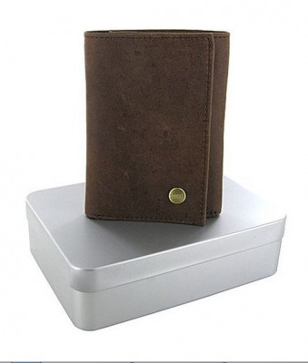 Storm peňaženka Woodbine leather wallet Brown