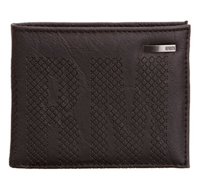 Storm peňaženka Centric embossed wallet Brown