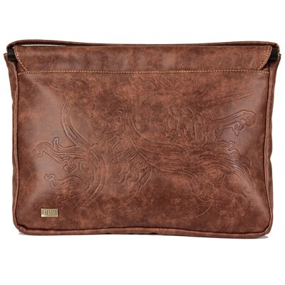 Storm Addison Laptop Wallet - brown