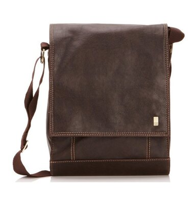 Taška Storm Kingswood - Mini Despatch Bag - Brown