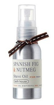 Bathhouse Spanish Fig & Nutmeg olej na holenie 30ml