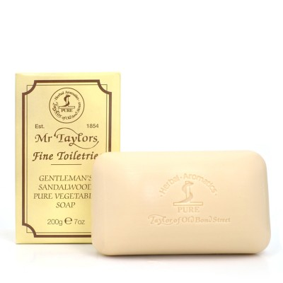 Taylor of Old Bond Street mydlo Sandalwood