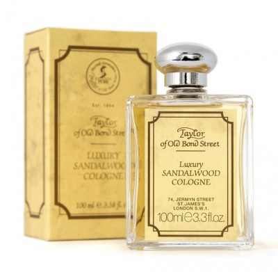 Taylor of Old Bond Street Sandalwood kolínska voda 100 ml