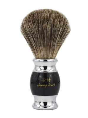 Štetka na holenie Miranda Shaving brush SM5696 Black