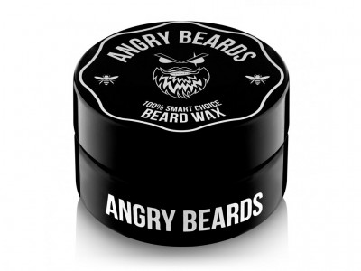 Angry Beards vosk na bradu 30 ml