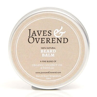 Javes and Overend Coconut, balzam na fúzy 50 ml