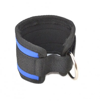 Fitness ankle strap Blue